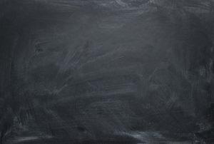 Blank chalkboard texture