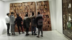 visita a la exposición16 .01. 18